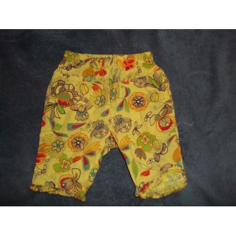 Pantalon ORCHESTRA Jaune