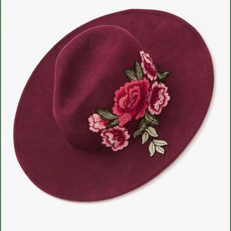 Chapeau PIMKIE Rouge, bordeaux