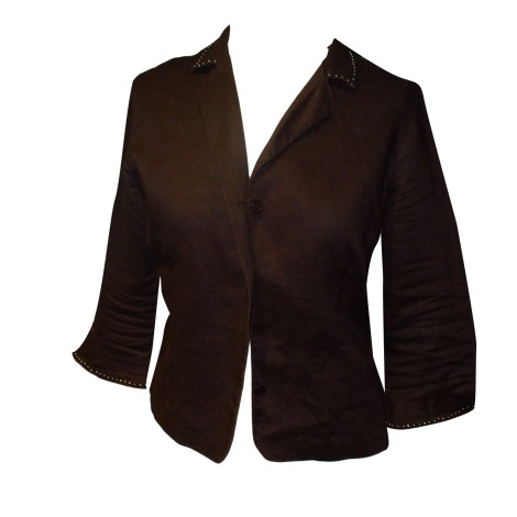Veste GERARD DAREL Marron