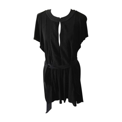Robe tunique VANESSA BRUNO Noir