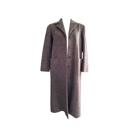 Manteau WEEKEND MAX MARA Gris, anthracite