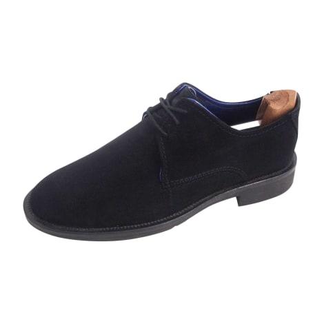 Chaussures à lacets KENZO Noir