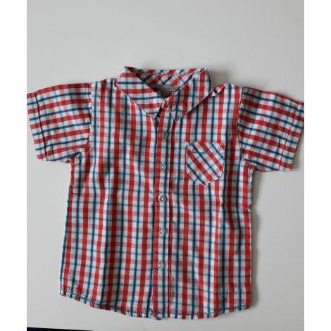 Chemisier, chemisette GRAIN DE BLÉ Rouge, bordeaux