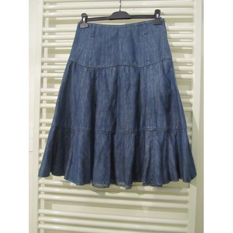 Jupe mi-longue CACHE CACHE Bleu, bleu marine, bleu turquoise
