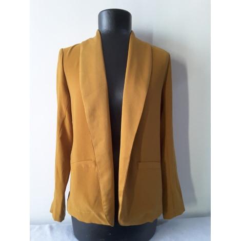 Blazer, veste tailleur SCARLET ROOS Jaune