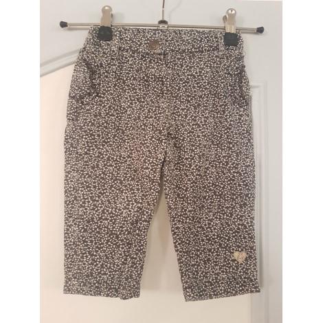 Pantalon 3 POMMES Noir
