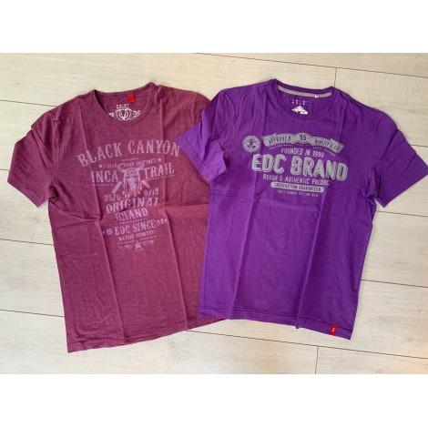 T-shirt ESPRIT Purple, mauve, lavender