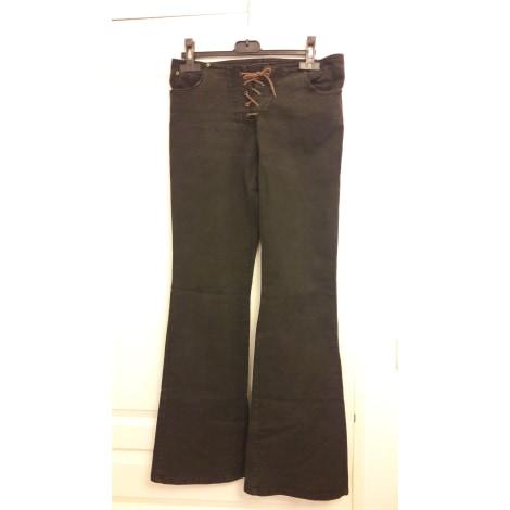 Jeans évasé, boot-cut JENNYFER Noir