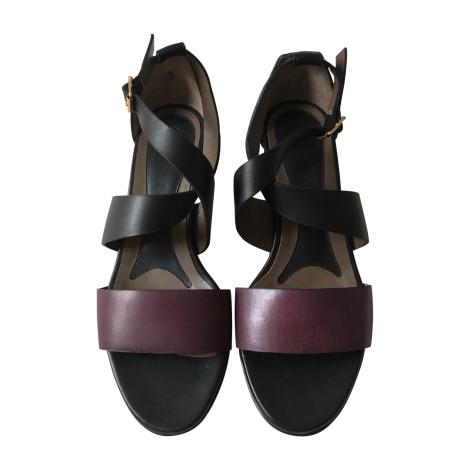 Sandales à talons MARNI Multicouleur