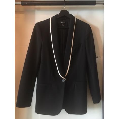 Blazer, veste tailleur MANGO Noir