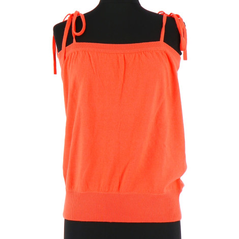Top, tee-shirt ERIC BOMPARD Orange
