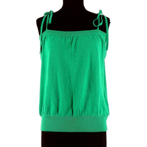 Top, tee-shirt ERIC BOMPARD Vert