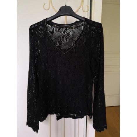 Top, tee-shirt GARELLA Noir