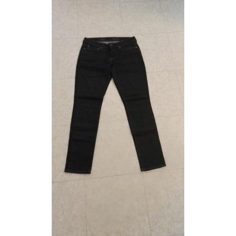 Jeans slim LEVI'S Bleu, bleu marine, bleu turquoise