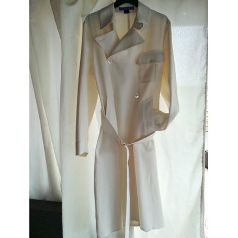 Manteau RALPH LAUREN Blanc, blanc cassé, écru