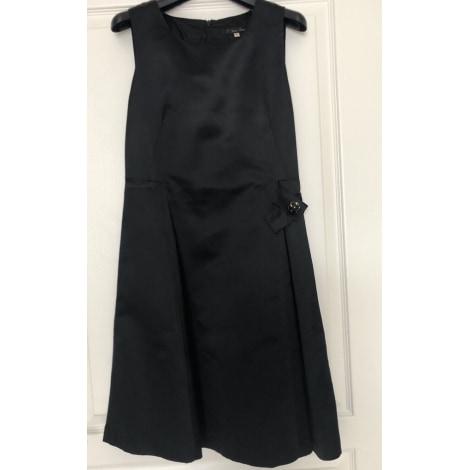 Robe mi-longue L'AUTRE CHOSE Noir