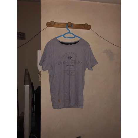 Tee-shirt FRANK FERRY Gris, anthracite