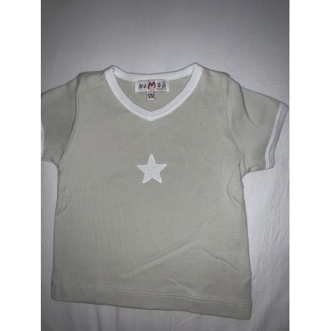 Top, tee shirt NUMAÉ Gris clair