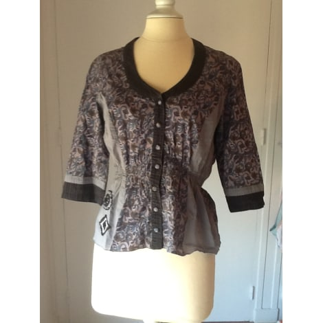 Blouse SOLOLA Gris, anthracite