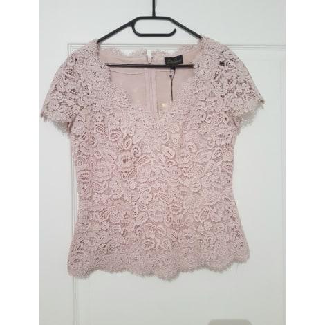 Top, tee-shirt LUISA SPAGNOLI Rose, fuschia, vieux rose