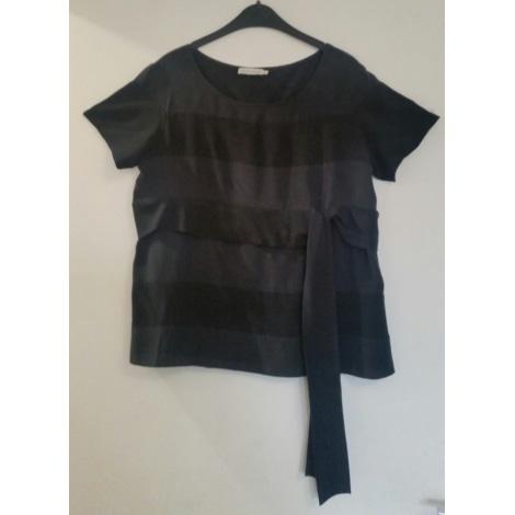 Top, tee-shirt L'EQUIPÉE ANGLAISE Noir