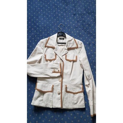 Blazer, veste tailleur SINÉQUANONE Blanc, blanc cassé, écru