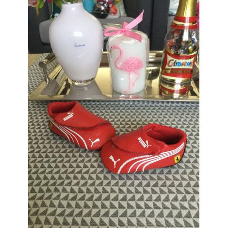 Sneakers PUMA Red, burgundy