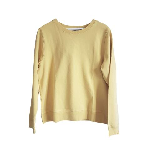 Sweatshirt GANT Yellow