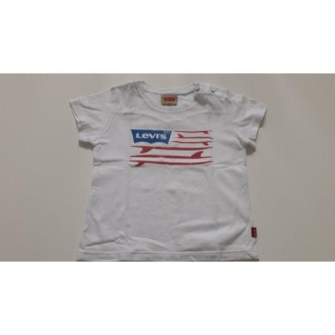 Top, tee shirt LEVI'S Blanc, blanc cassé, écru