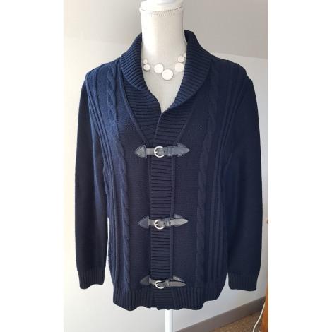 Gilet, cardigan ROYAL MER Bleu, bleu marine, bleu turquoise