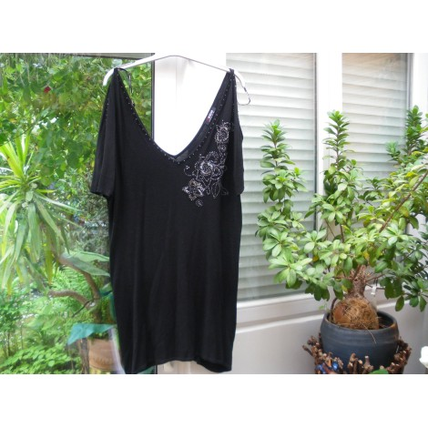 Robe courte MORGAN Noir