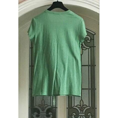 Top, tee-shirt RALPH LAUREN Vert