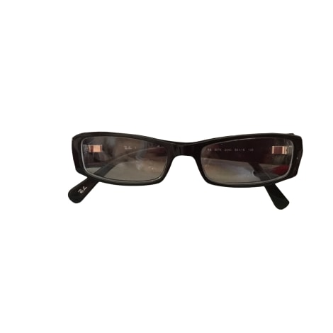 Eyeglass Frames RAY-BAN Black