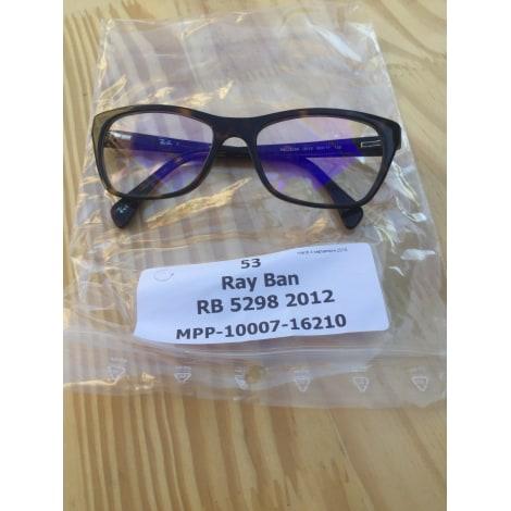 Eyeglass Frames RAY-BAN Brown