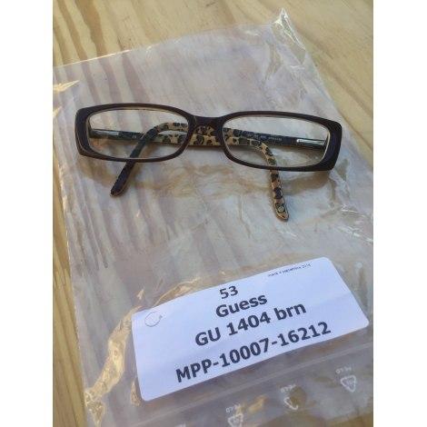 Eyeglass Frames GUESS Brown