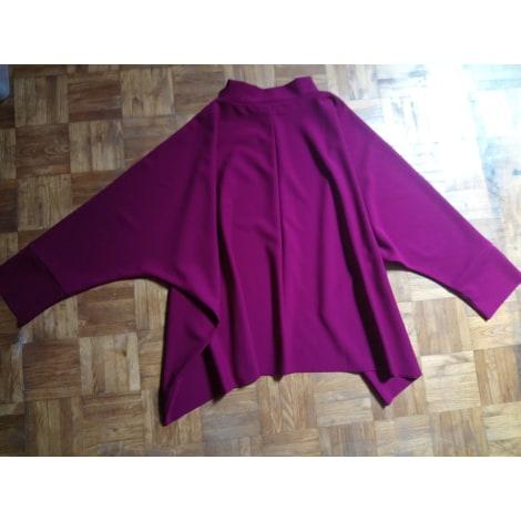 Tunique ZARA Violet, mauve, lavande