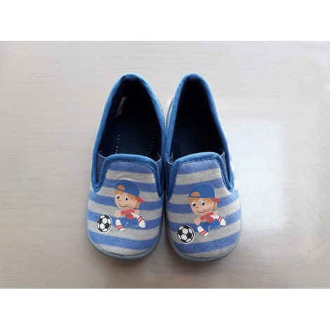 Loafers MARQUE INCONNUE Blue, navy, turquoise