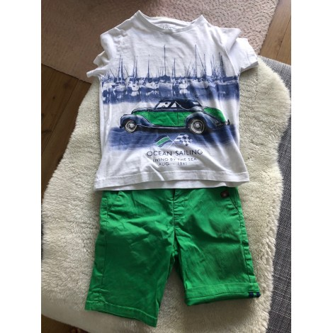Shorts Set, Outfit MAYORAL Green