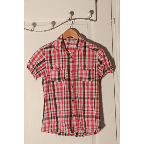 Shirt GÉMO Red, burgundy