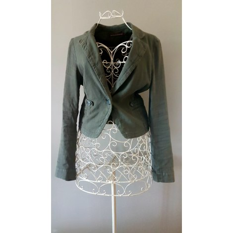 Blazer, veste tailleur COMPTOIR DES COTONNIERS Vert