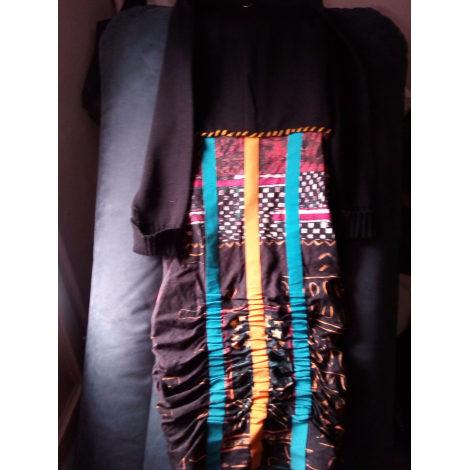 Robe mi-longue SAVE THE QUEEN Multicouleur