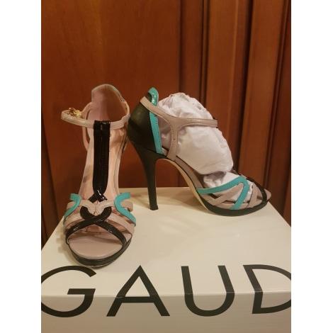 Sandales à talons GAUDI Multicouleur
