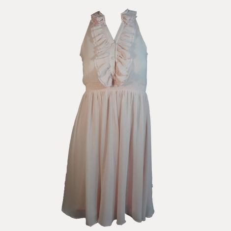 Robe courte MARQUE INCONNUE Rose, fuschia, vieux rose