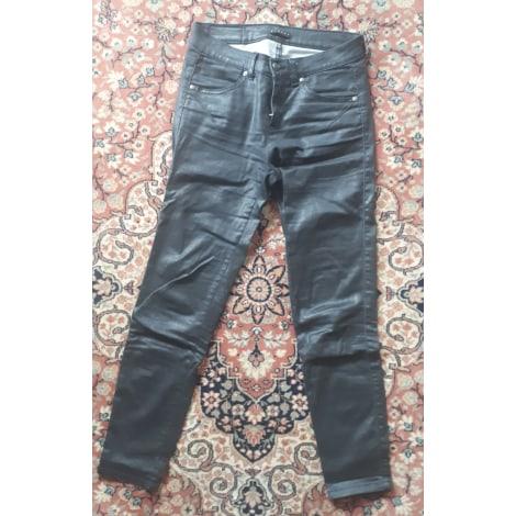 Pantalon SISLEY Noir