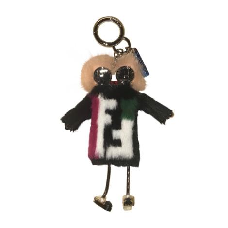 Porte-clés FENDI Multicouleur