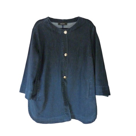 Veste ELENA MIRO Bleu, bleu marine, bleu turquoise