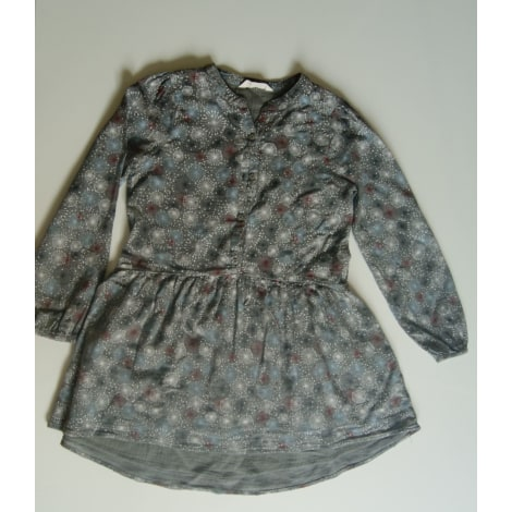 Robe MANGO Gris, anthracite