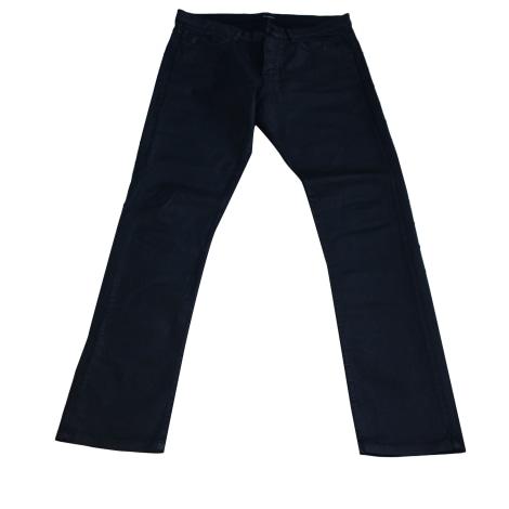 Pantalon slim THE KOOPLES Noir