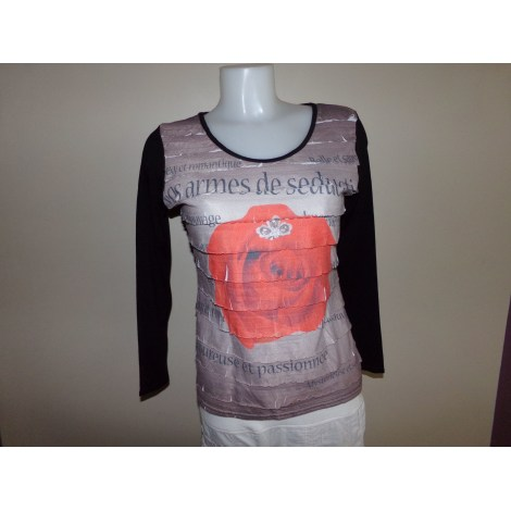 Top, tee-shirt JACQUELINE RIU Multicouleur