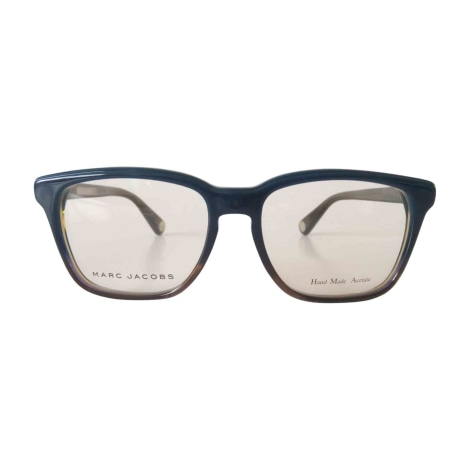 Monture de lunettes MARC JACOBS Bleu, bleu marine, bleu turquoise